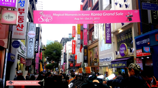 myeongdong alley1
