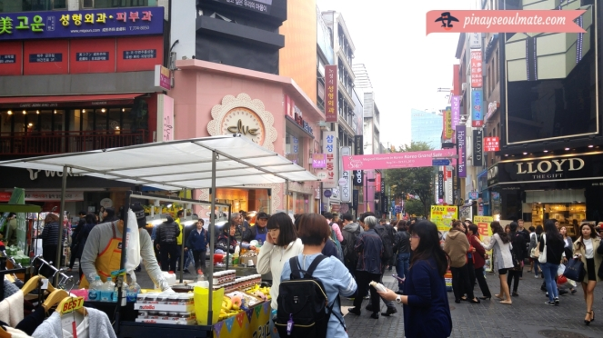 myeongdong alley 5