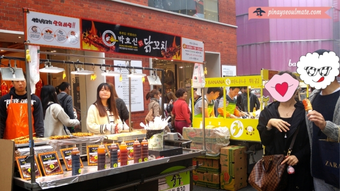 myeongdong alley8