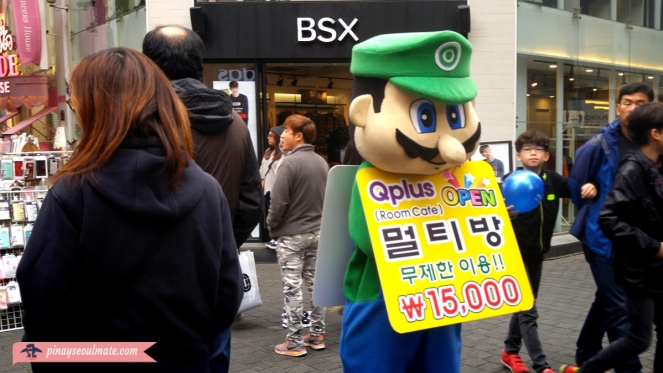myeongdong alley10