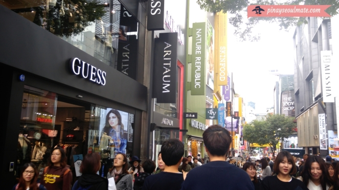 myeongdong alley11