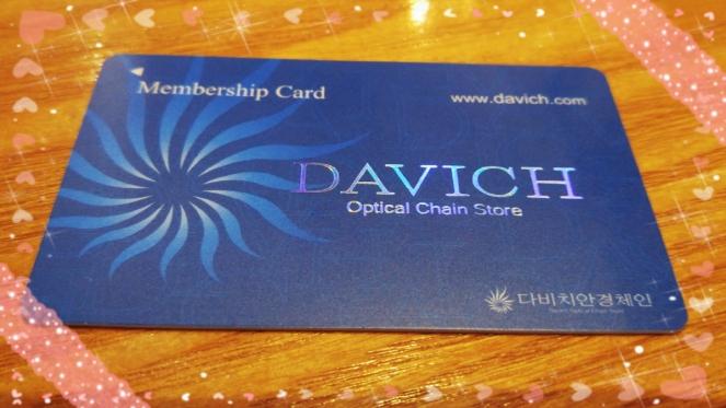 davichcard