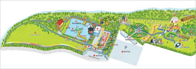 bcj map